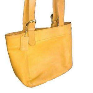Vintage.COACH medium Tote Handbag